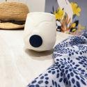 White culbuto verrine - Porcelain - Craft • Sea Ice