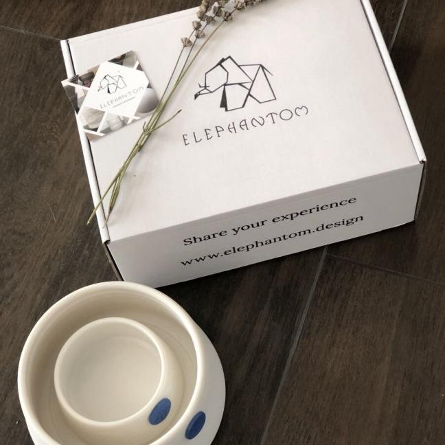 Gift card Elephantom Design