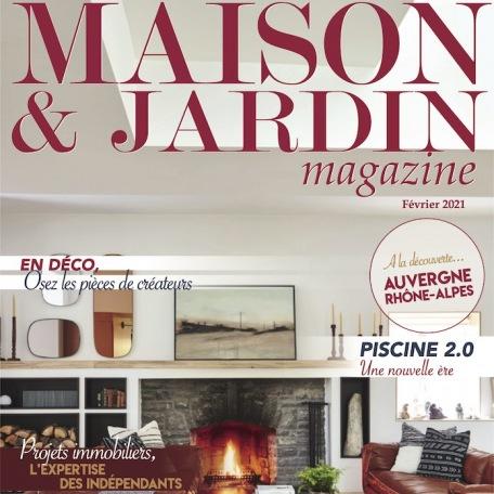 Discover Elephantom Design in the last edition of Maison & Jardin